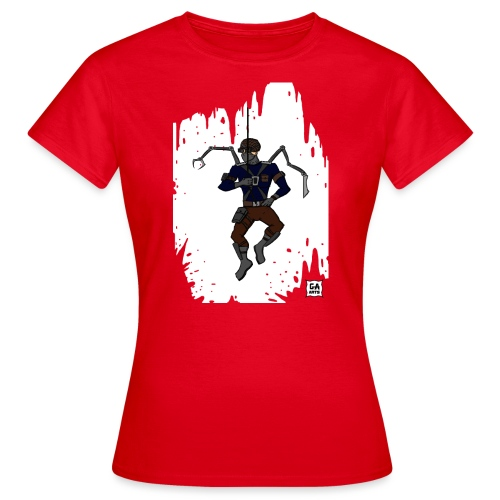 Agent Aranea - T-shirt Femme