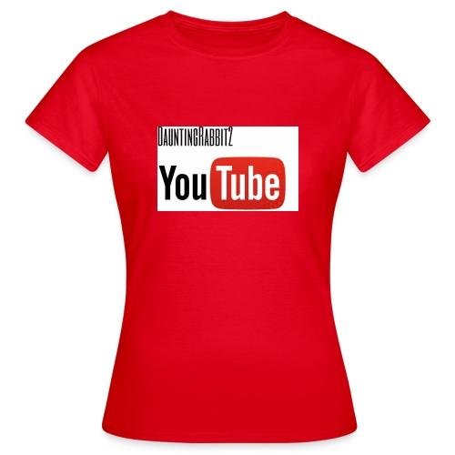 DauntingRabbit2 - T-shirt dam