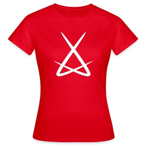 Leaux Jansen Wit - Vrouwen T-shirt