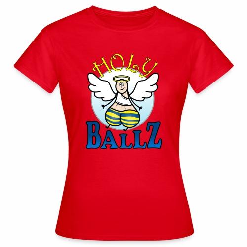 Holy Ballz Charlie - Women's T-Shirt