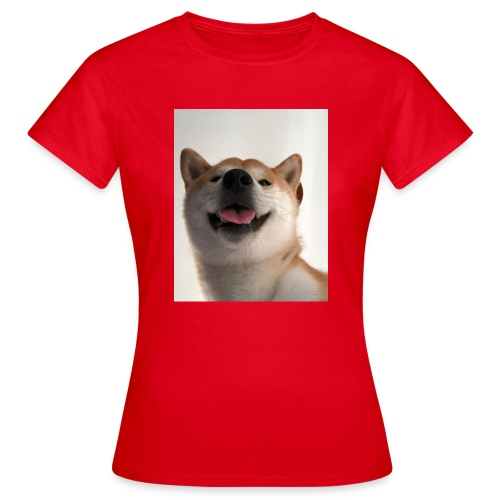 miły pies - Koszulka damska