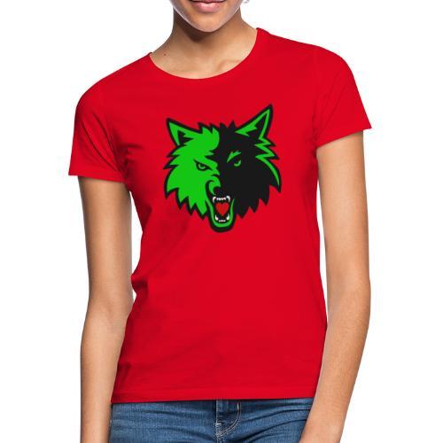 Gamma Wolf Logo - Women's T-Shirt