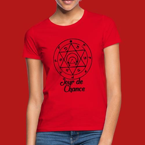 jour chance - T-shirt Femme