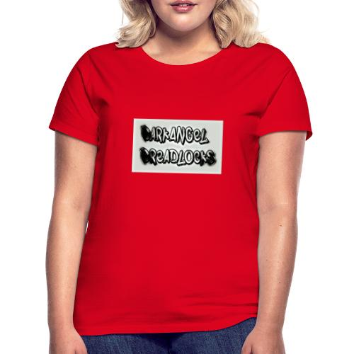 DarkAngel Dreadlocks - Vrouwen T-shirt