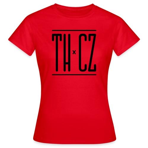 Logo THxCZ - T-shirt Femme