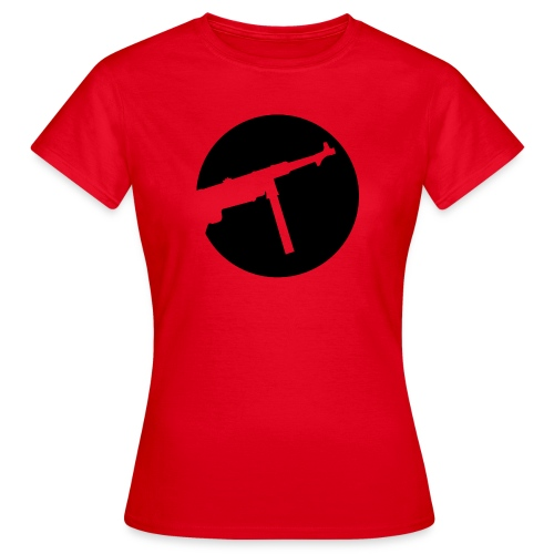 Mp40 german gun maschinenpistole 40 ww2 - Women's T-Shirt