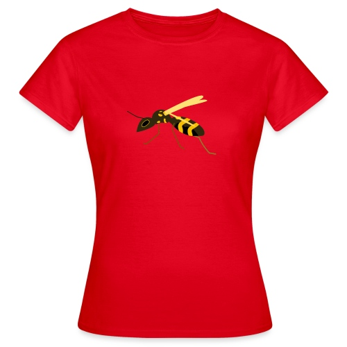 OWASP Juice Shop Evil Wasp - Frauen T-Shirt