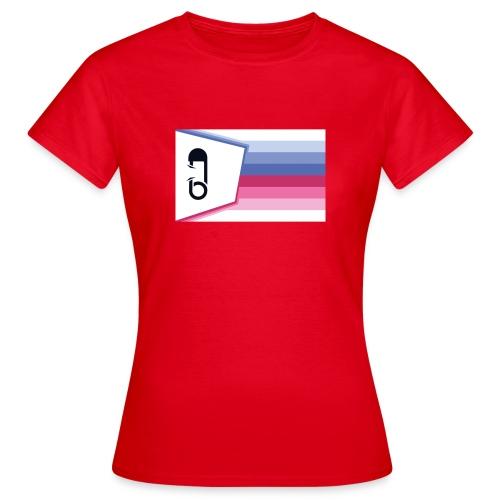 ABDL Knapp - T-shirt dam