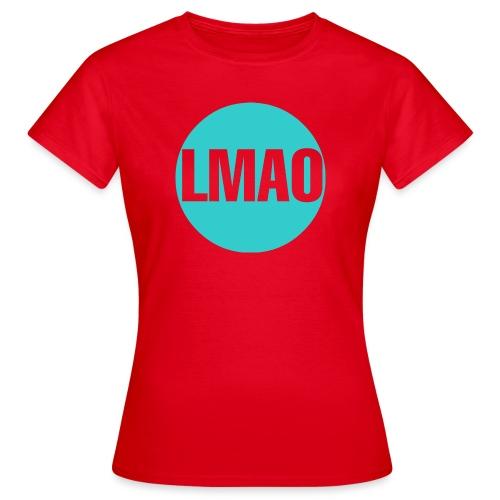 Camiseta Lmao - Camiseta mujer