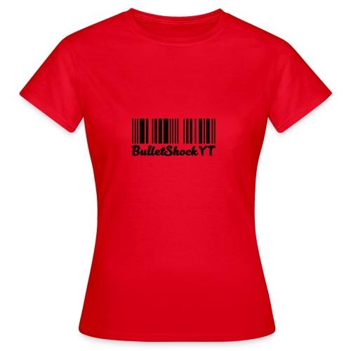 BulletShockYT - Vrouwen T-shirt