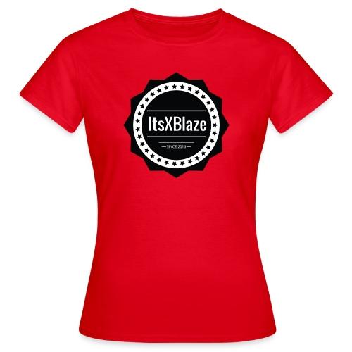 ItsXBlaze Logo 2 SnapBack Cap - Vrouwen T-shirt