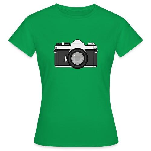 Shot Your Photo - Maglietta da donna