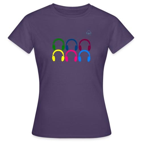 Headphones Tarifa - Camiseta mujer