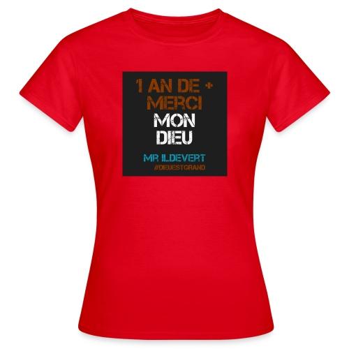 MMD - T-shirt Femme