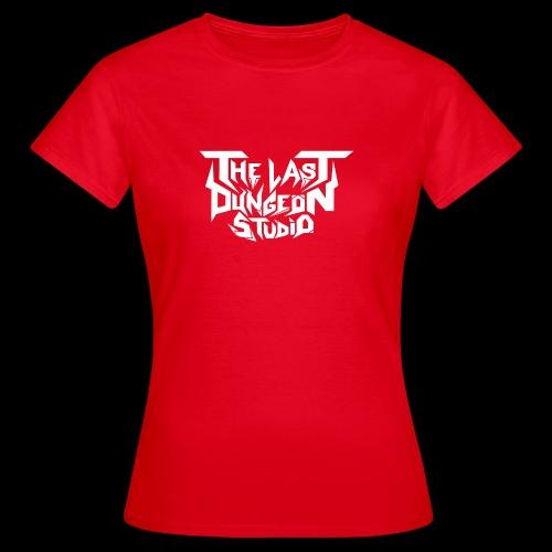 TLDS LOGO - T-skjorte for kvinner