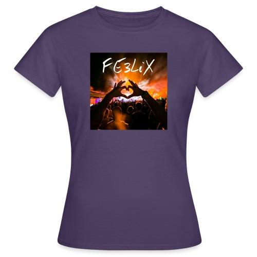 FE3LiX Logo. . g - Frauen T-Shirt