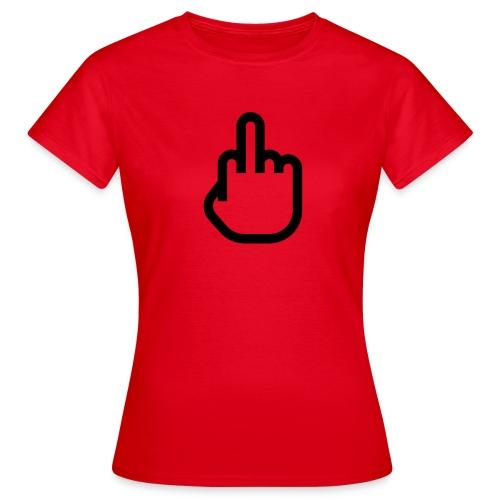 F - OFF - Vrouwen T-shirt