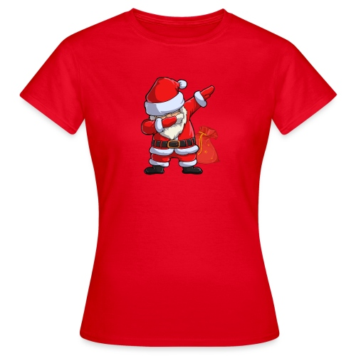 Weihnachtsmann Santa Claus - Frauen T-Shirt