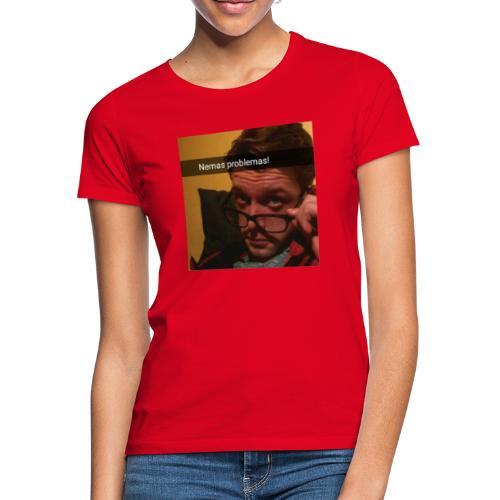 SamTheMan logo - T-shirt dam