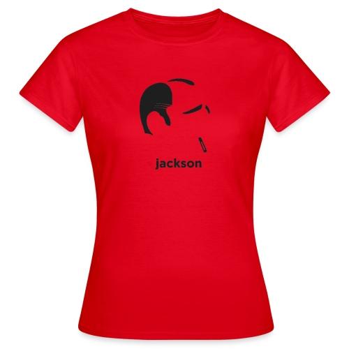 Jackson Pollock - Maglietta da donna