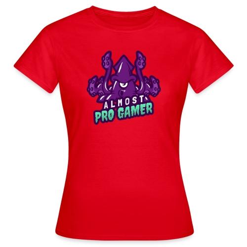 Almost pro gamer PURPLE - Maglietta da donna