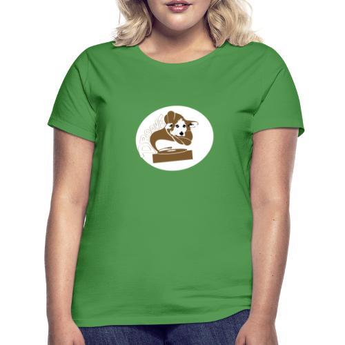 Droove logo - Vrouwen T-shirt