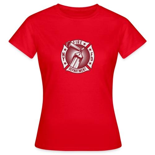 Feuerwache - Frauen T-Shirt