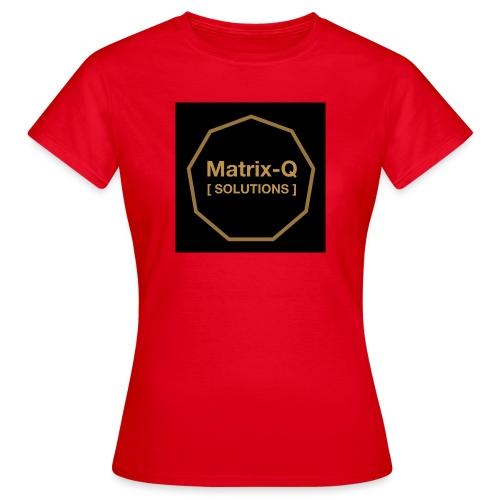 Matrix Q Solutions - Women's T-Shirt