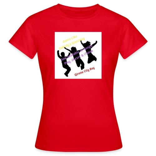 Dance3 - Camiseta mujer
