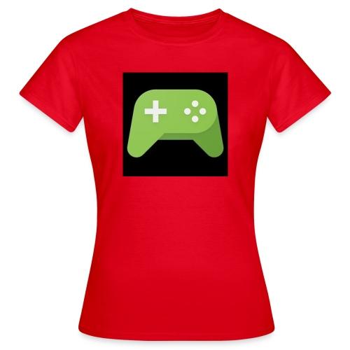 Games Spiel Logo - Frauen T-Shirt