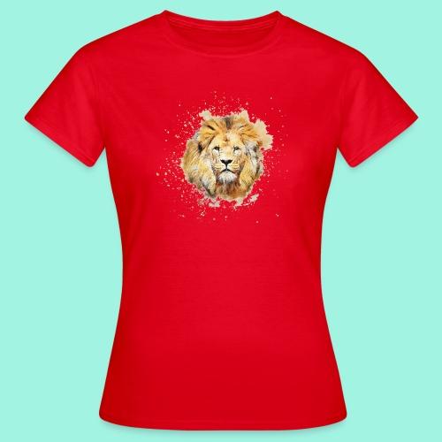 Der Löwe - Frauen T-Shirt