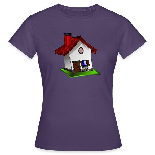 Haus - Frauen T-Shirt