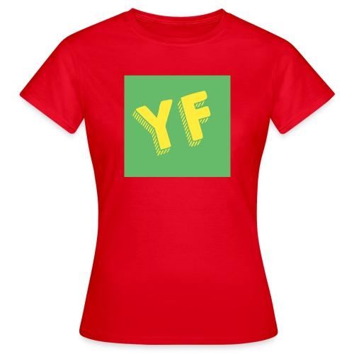T-Shirt mit Logo - Frauen T-Shirt