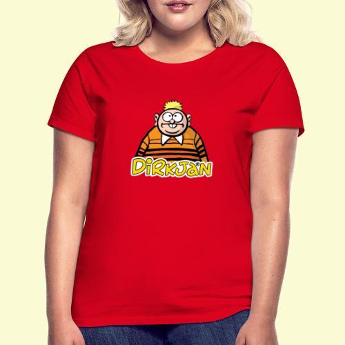 DIRKJAN Half - Vrouwen T-shirt