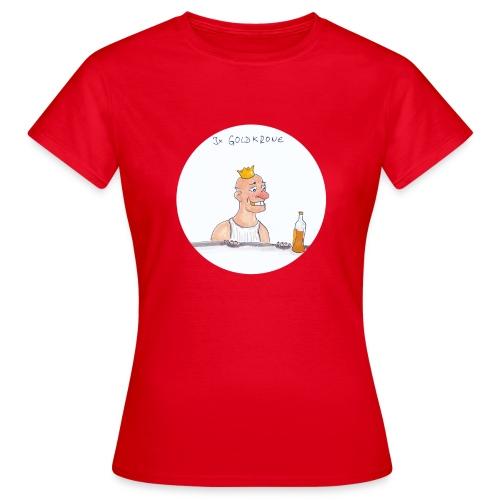 Goldkrone - Frauen T-Shirt