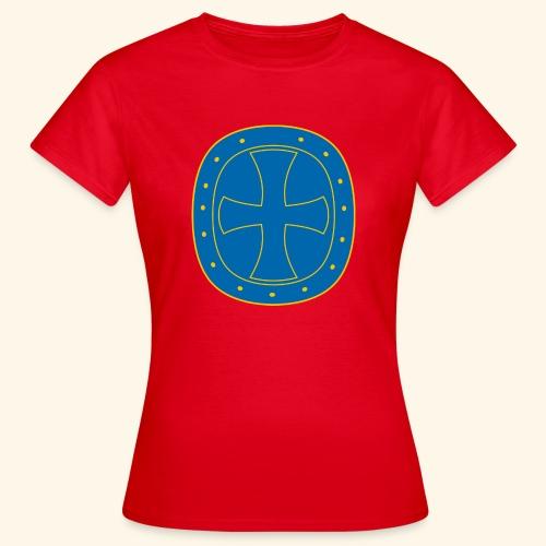 Ritter Kreuz - Frauen T-Shirt