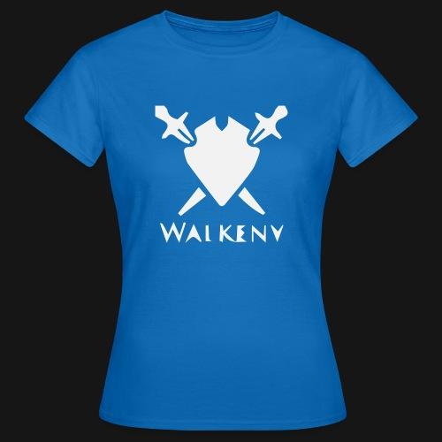 Walkeny Schwert Logo! - Frauen T-Shirt