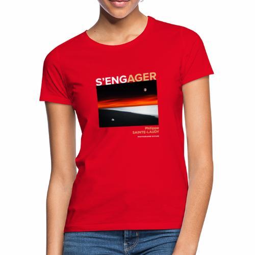 1 Achat = 1 Don à l'association Coeur de forêt - T-shirt Femme
