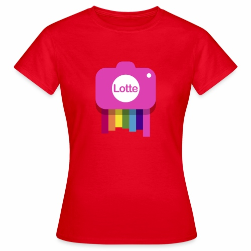 Lotte - Vrouwen T-shirt