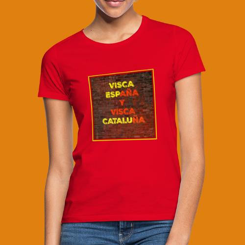 SPAIN AND CATALONIA - Women's T-Shirt