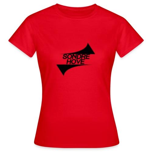 Sondre Hove - T-skjorte for kvinner