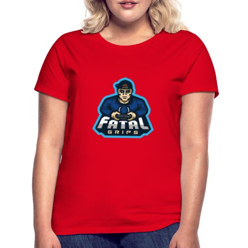 Fatal Grips Merch - T-shirt dam