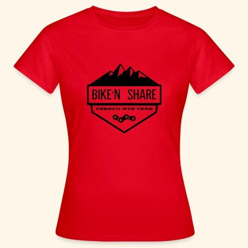 Logo BNS - T-shirt Femme