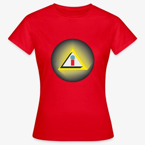 i - Camiseta mujer