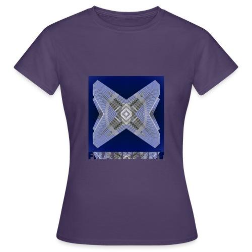Frankfurt #4 - Frauen T-Shirt