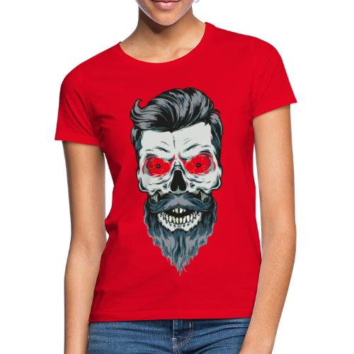 mort barbu - T-shirt Femme