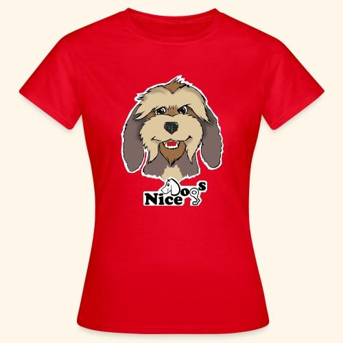 Nice Dogs Pastore Catalano - Maglietta da donna