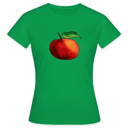 mela-png - Maglietta da donna