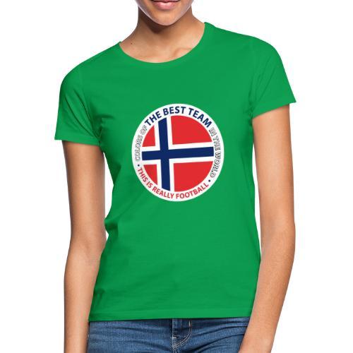 Norway Best Football Team - Women's T-Shirt