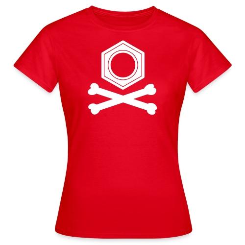 yellowibis benzenepirate vec - Women's T-Shirt